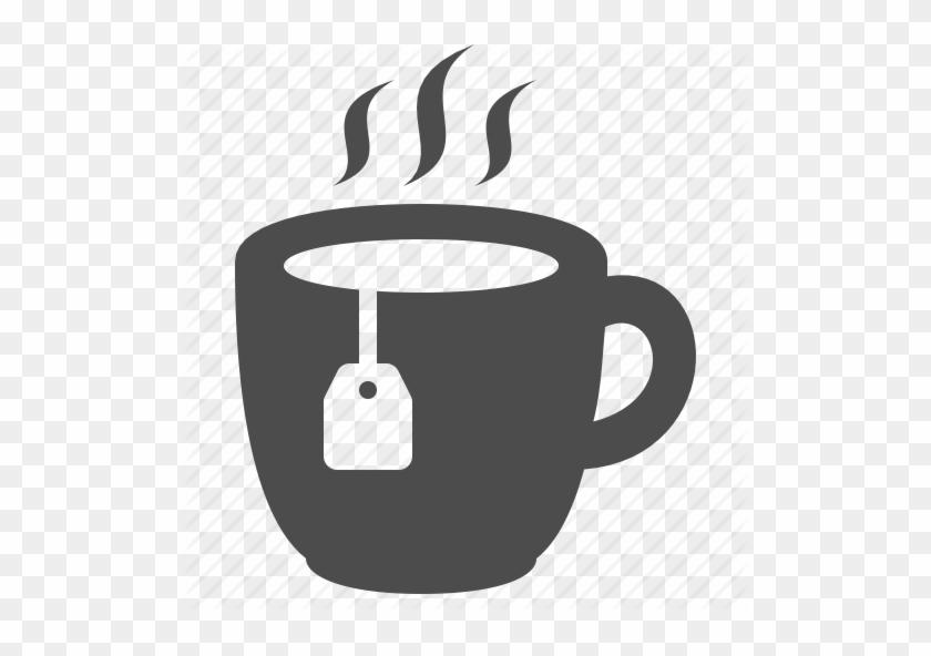 Cup, Cup Of Tea, Hot, Mug, Tea, Tea Bag, Teabag - Mug Of Tea Icon #194399