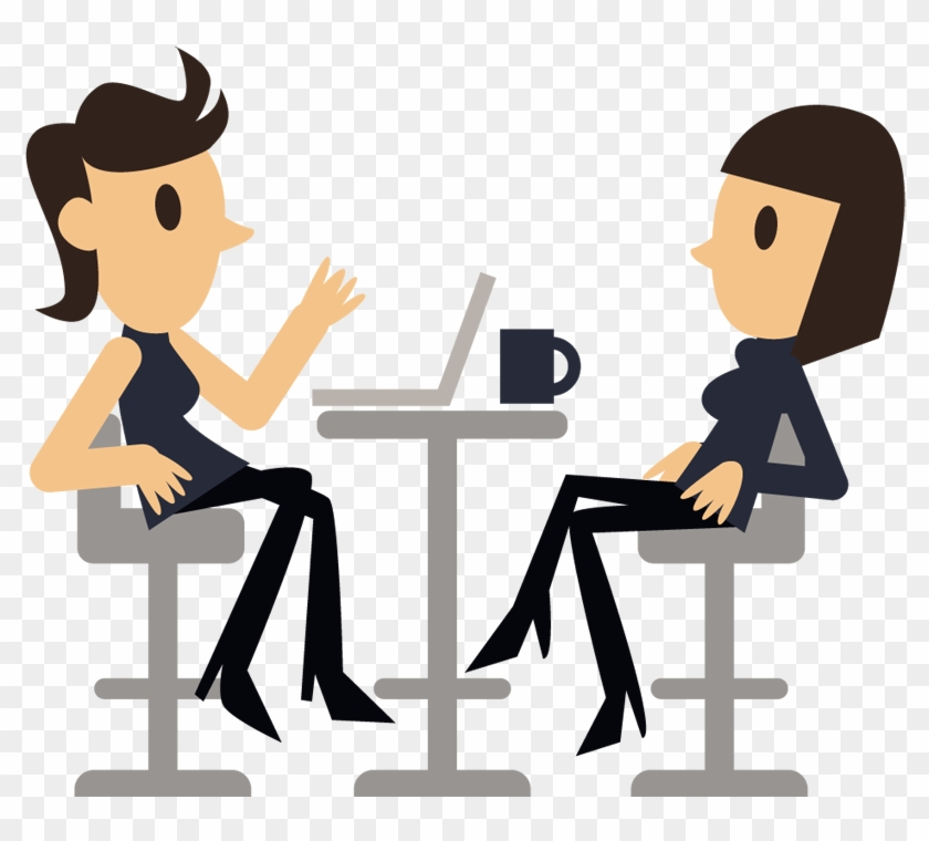 Coffee Clipart Coffee Meeting - Business Meeting Clipart Transparent #194466