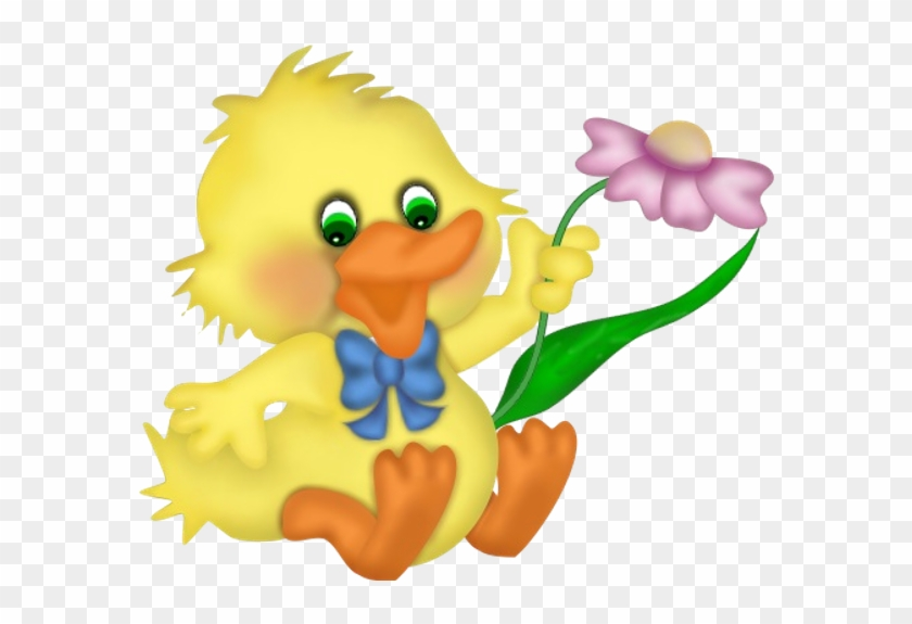 Images Are On A Transparent Background Baby Yellow - Easter Chick Clipart Transparent #194472