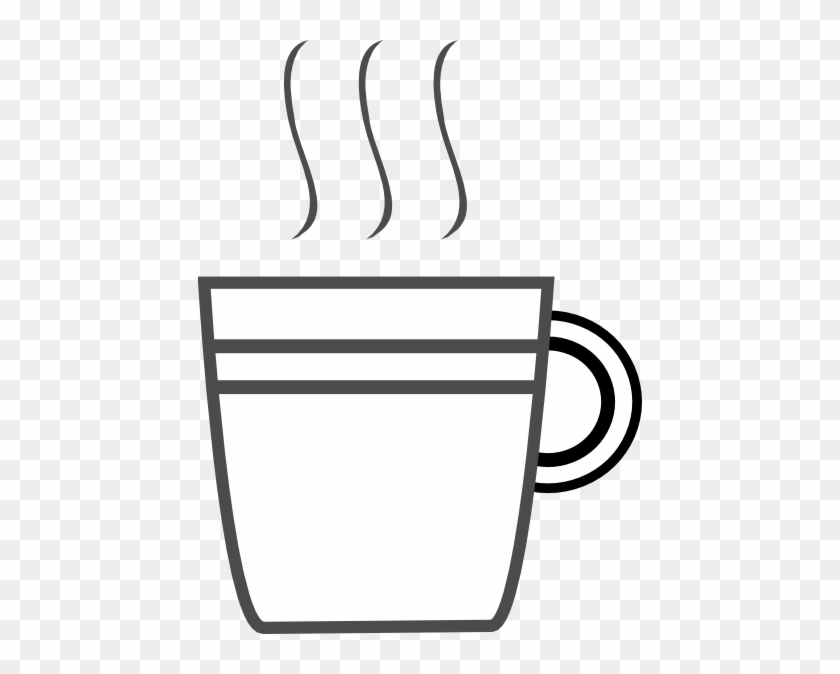 Coffee Cup Clip Art At Clker - Cup #194487