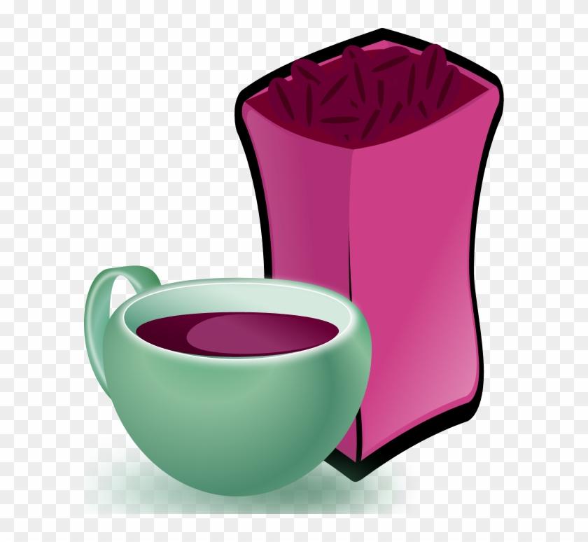 Coffee Cup Clip Art - Coffee Beans Clip Art #194532