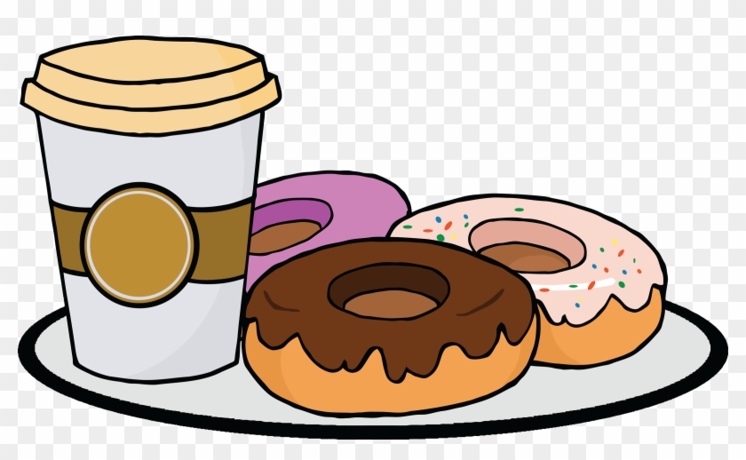 donuts coffee and doughnuts clip art donuts coffee and doughnuts rh clipartmax com donut clipart border donut clipart images