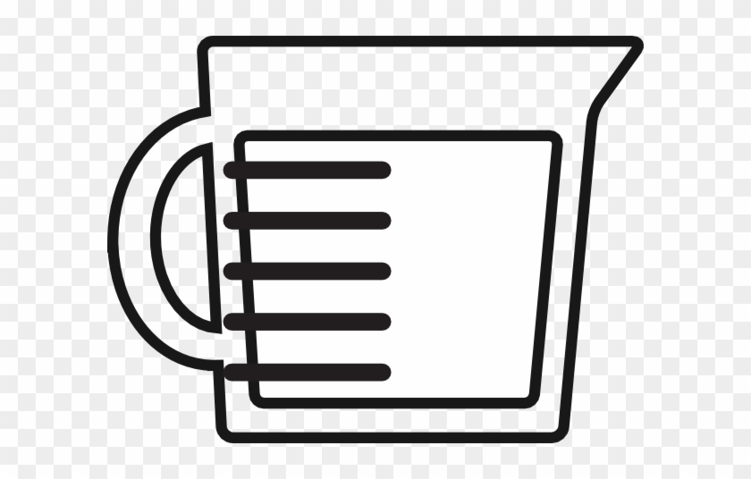 Measuring Cup Clipart #194555