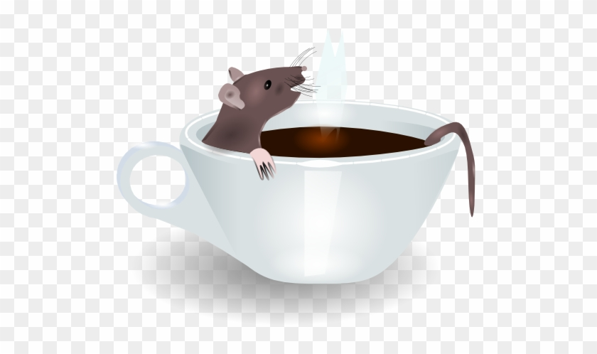 Rat In Coffee - Rat In The Tub #194632
