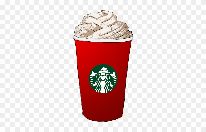 Merry Microagressions - Starbucks 2015 Red Holiday Cup Ceramic Ornament 011051434 #194741