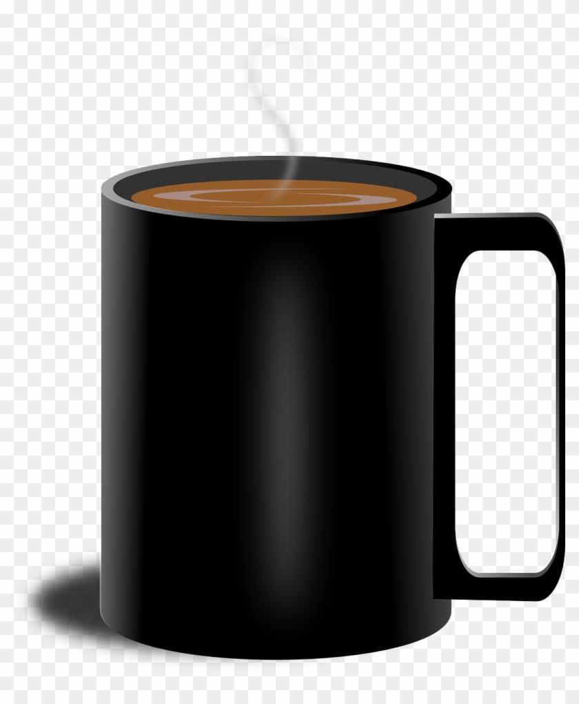 Mug Coffee Png - Hot Coffee Mug Png #194767
