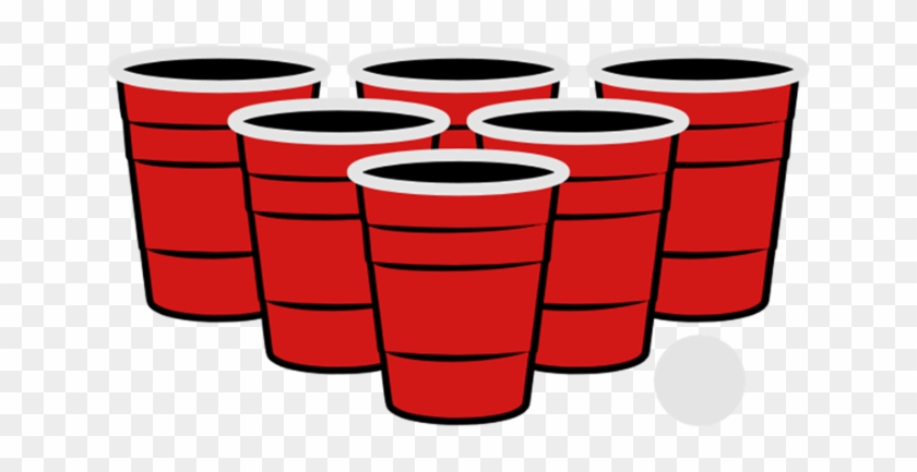Pong Cup Size - Beer Pong #194777