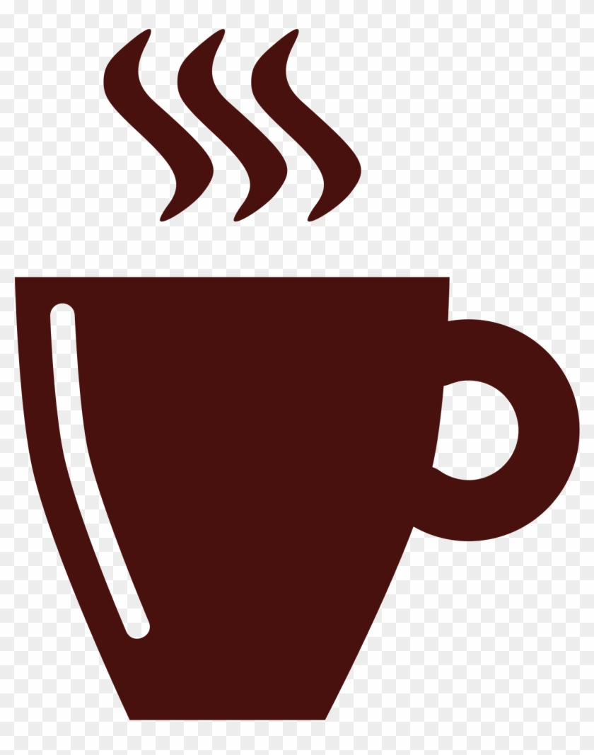 Coffee Cup Flat - Coffee Flat Png #194810
