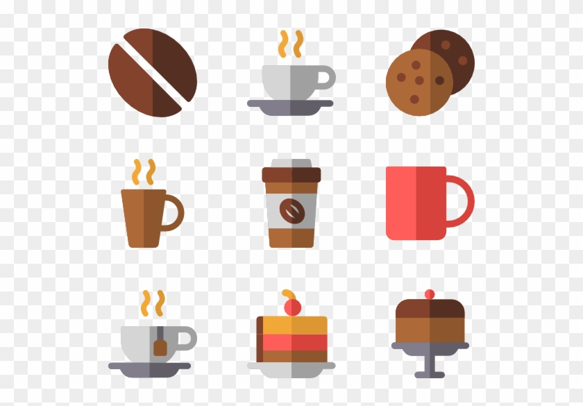 Coffee Shop - Cup Of Coffee Icon #194813
