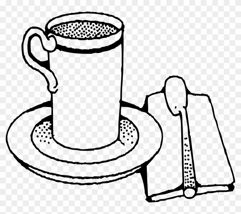 Free Tall Coffee Drink - Drink Clipart #194860