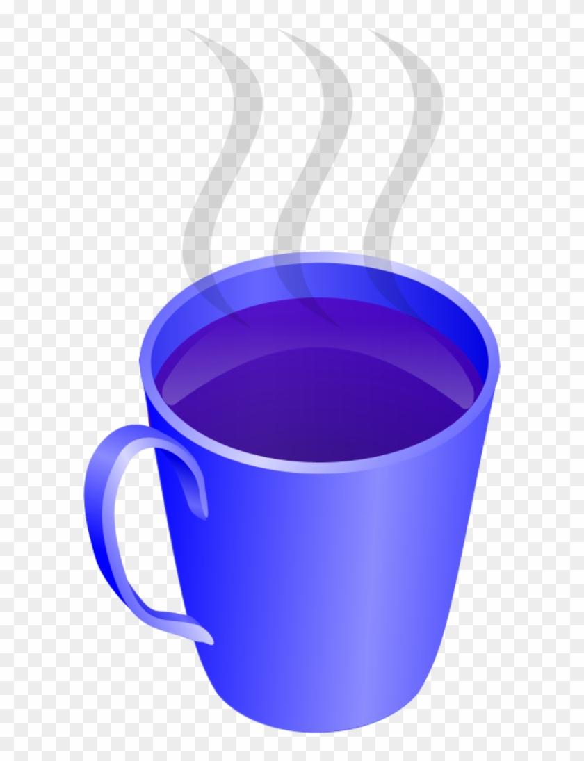 Tea Cup Clipart - Cartoon Cup Of Tea #194885