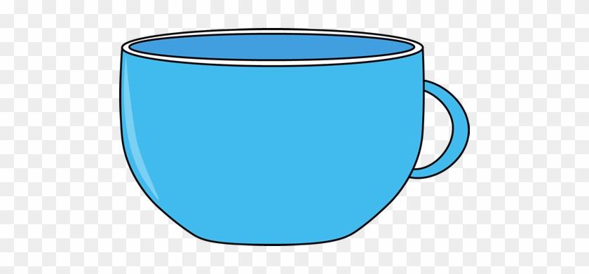 Blue Cup Cliparts - Blue Cup Clip Art #194902