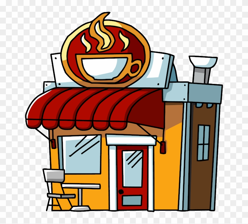 Coffee Shop - Cafe - Free Transparent PNG Clipart Images ...