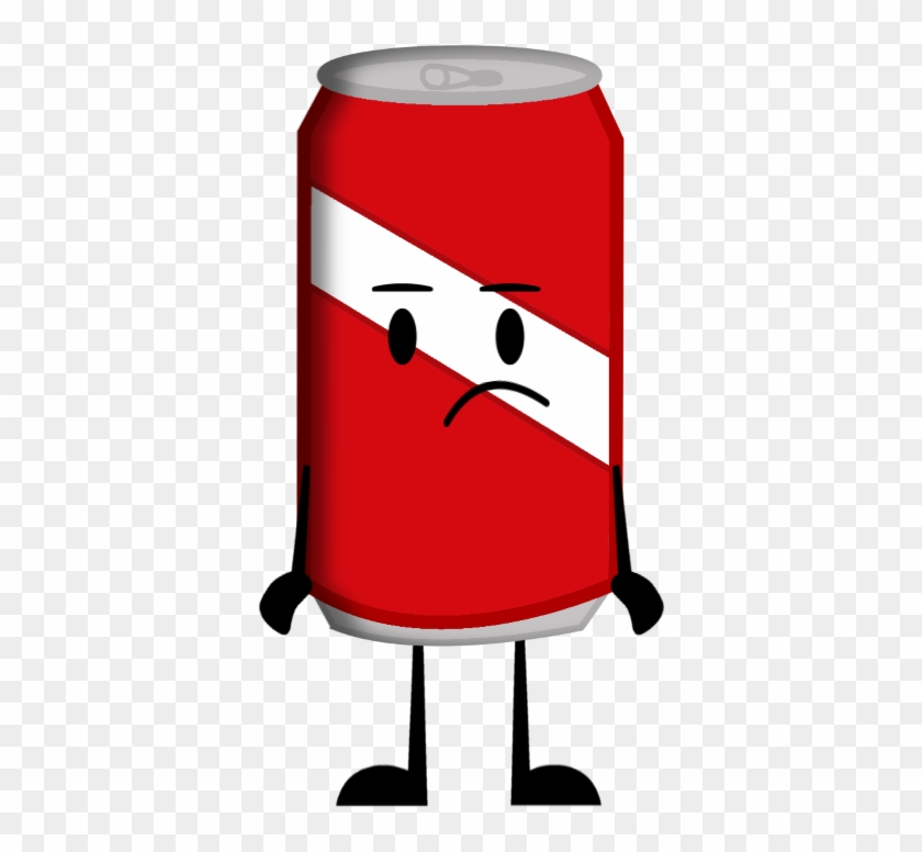 Soda Can - Object Shows Coke Can #194939