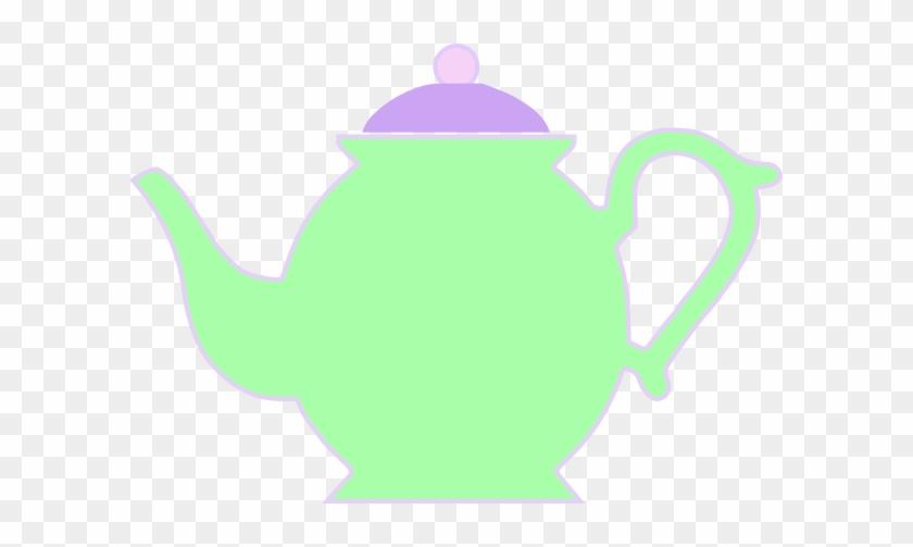 Teapot Clipart Green - Teapot #194946