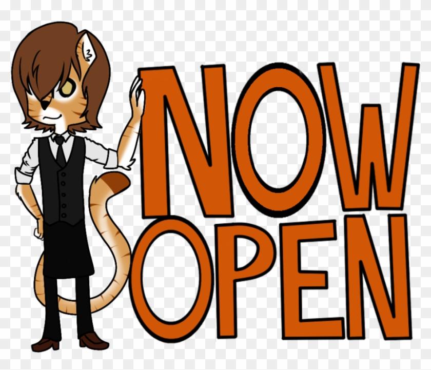 Dirks Coffee Shop Now Open By Weirdfuzzything - Cartoon #194960