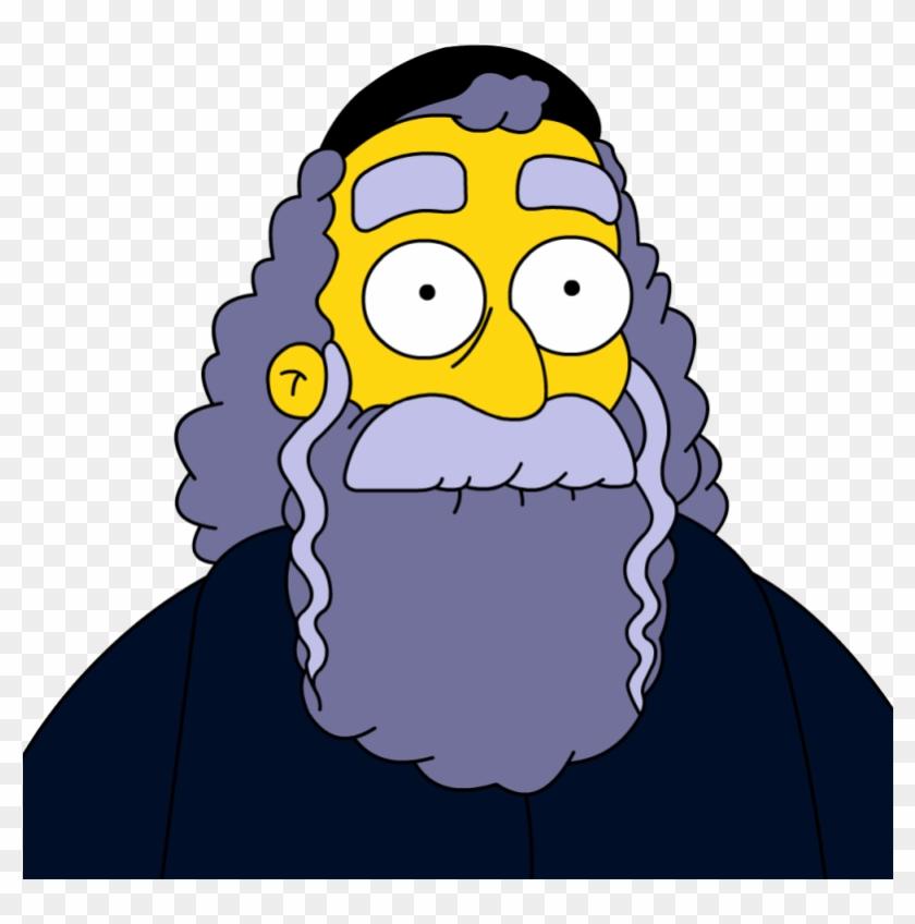 Rabbi Hyman Krustofsky - Krusty The Clown Dad #194961