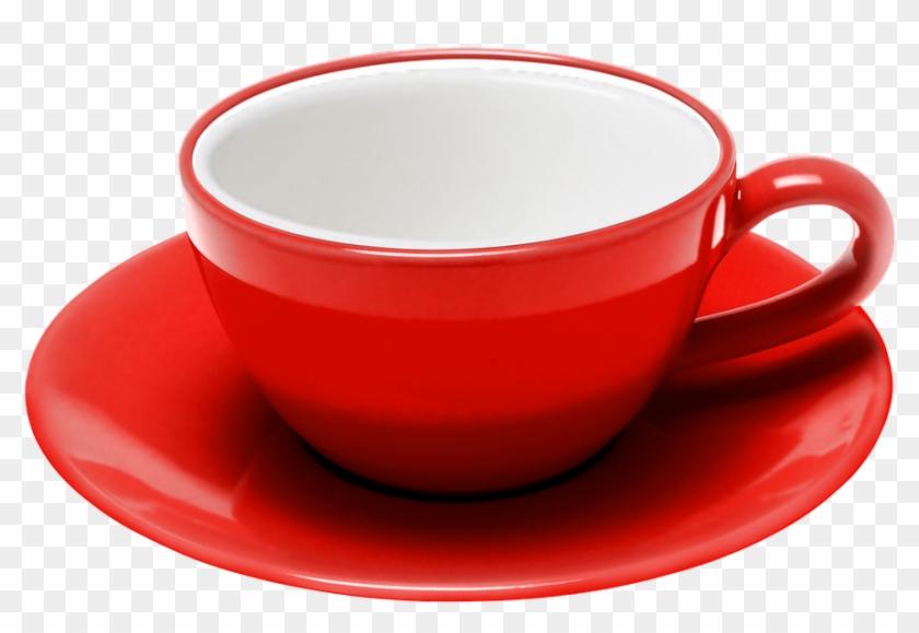 Teacup Saucer The Dish Cafe Coffee Teacup - Teacup #194977