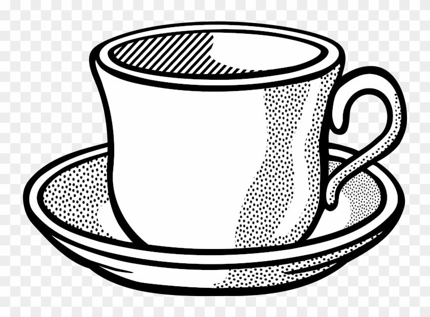 Medium Image - Cup Line Art #194998