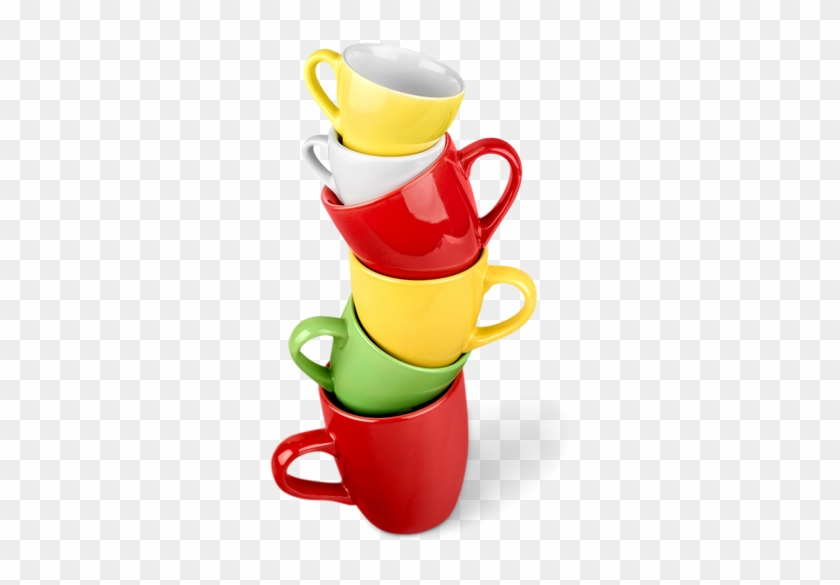 Stack Of Cups - Royalty-free #195009