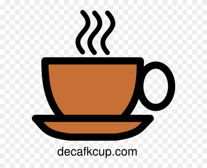 Hot Coffee Cup Clip - Coffee Cup Clip Art #195038