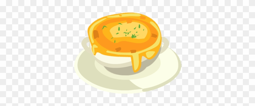 French Onion Soup - Fried Egg #195051