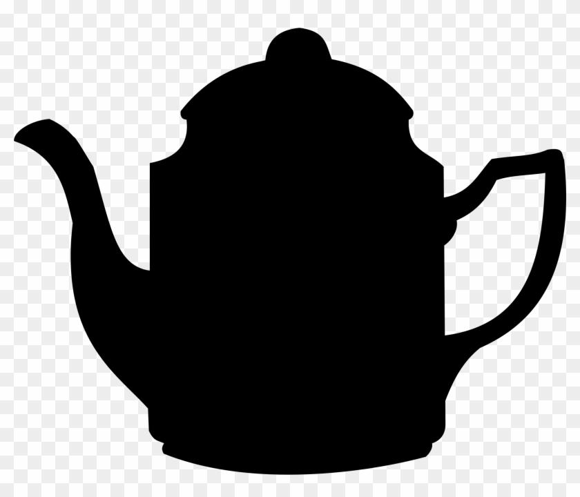Big Image - Coffee Pot Silhouette #195057