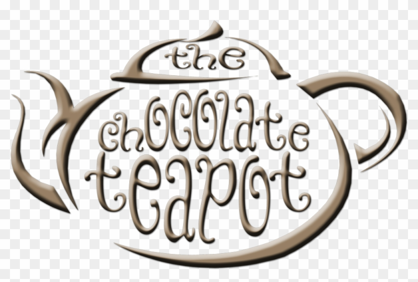 The Chocolate Teapot - Chocolate Tea Pot #195058