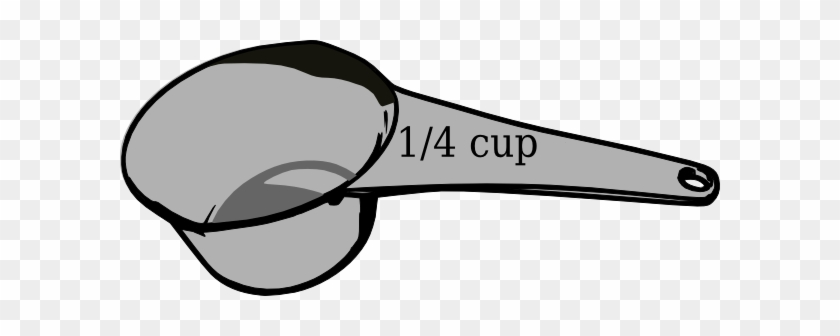 1 - Cup - Measuring - Cup - Clipart - 1 Cup Measuring Cup Clip Art #195087