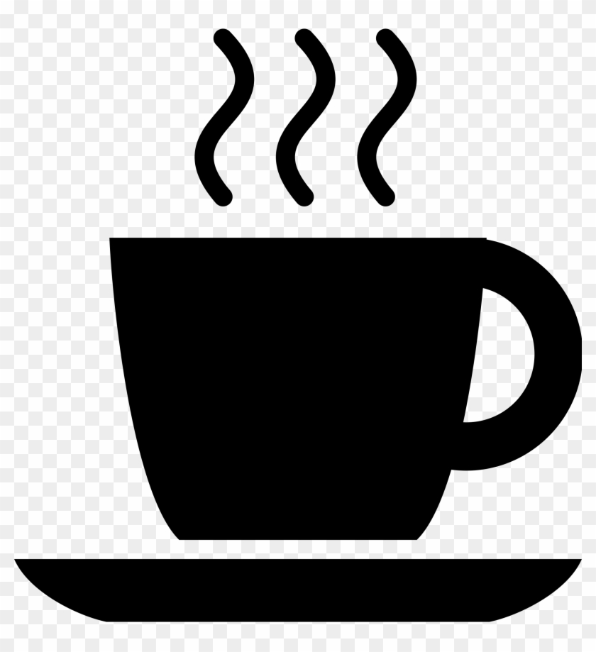 Coffee Cup Icon Clipart - Coffee Cup Icon Vector #195098