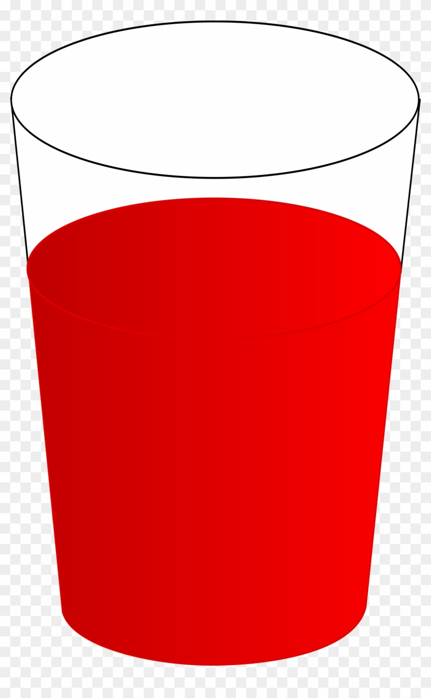 Big Image - Glass Of Red Water #195106