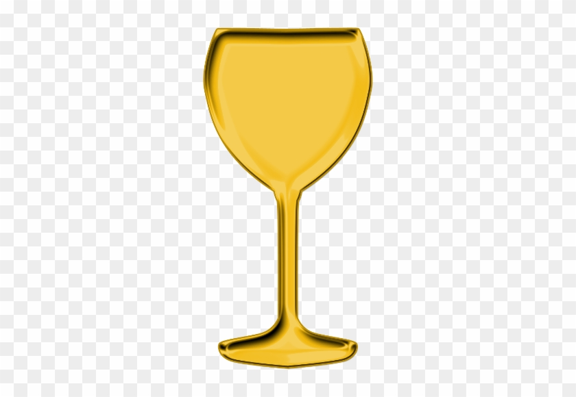 Goblet Gold Png Clipart By Clipartcotttage On Deviantart - Goblet Clipart #195108