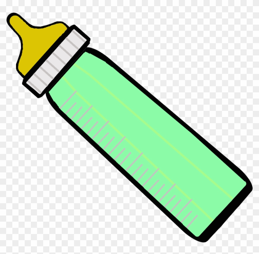 Picture Of A Baby Bottle - Baby Bottle No Background #195122
