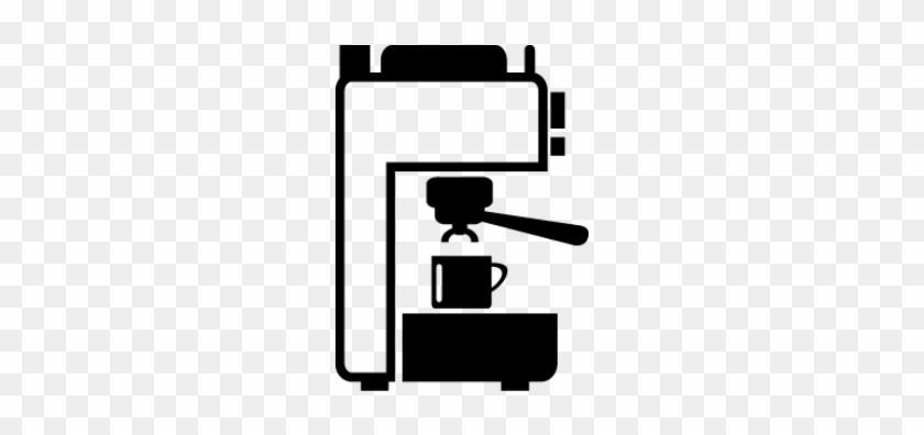 Espresso Machine Clipart #195157