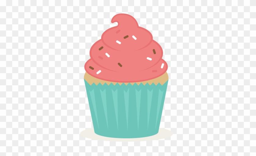 Cupcake Svg Scrapbook Cut File Cute Clipart Files For - Miss Kate Cuttables Cupcake #195160