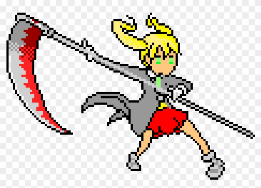 Pixel Clipart Maker - Anime Pixel Art Templates - Free Transparent
