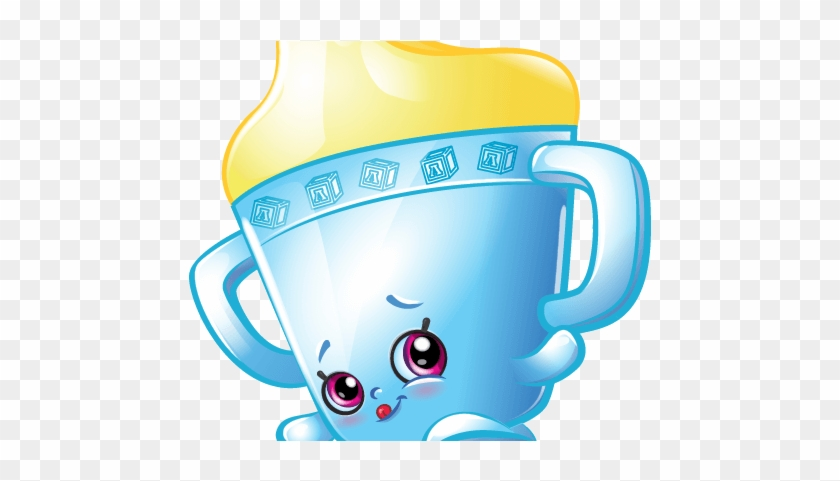 Sippy Sips - Sippy Sips Shopkin Png #195189