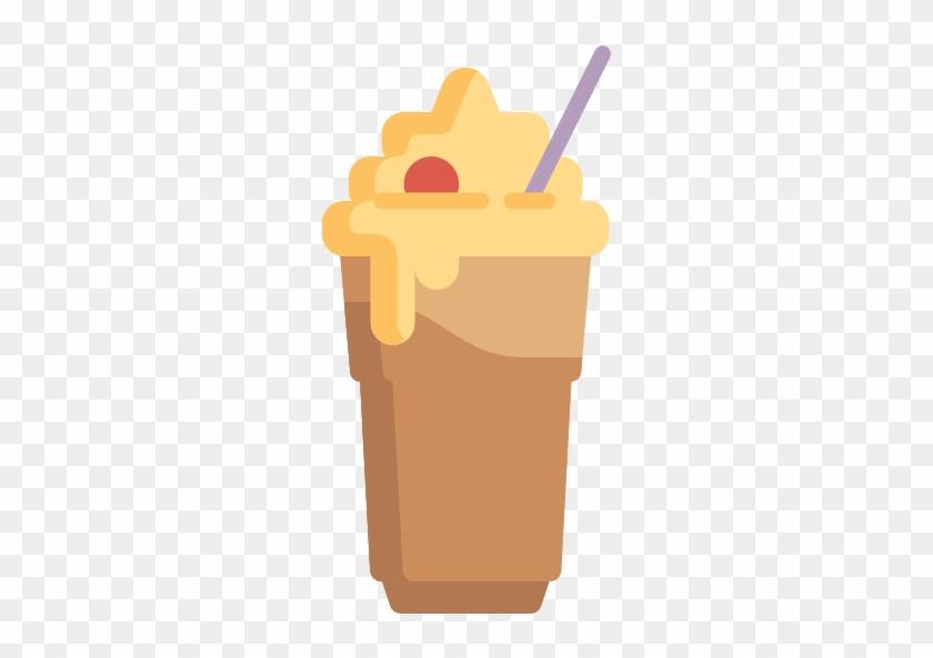 Milkshake Free Icon - Icon #195263