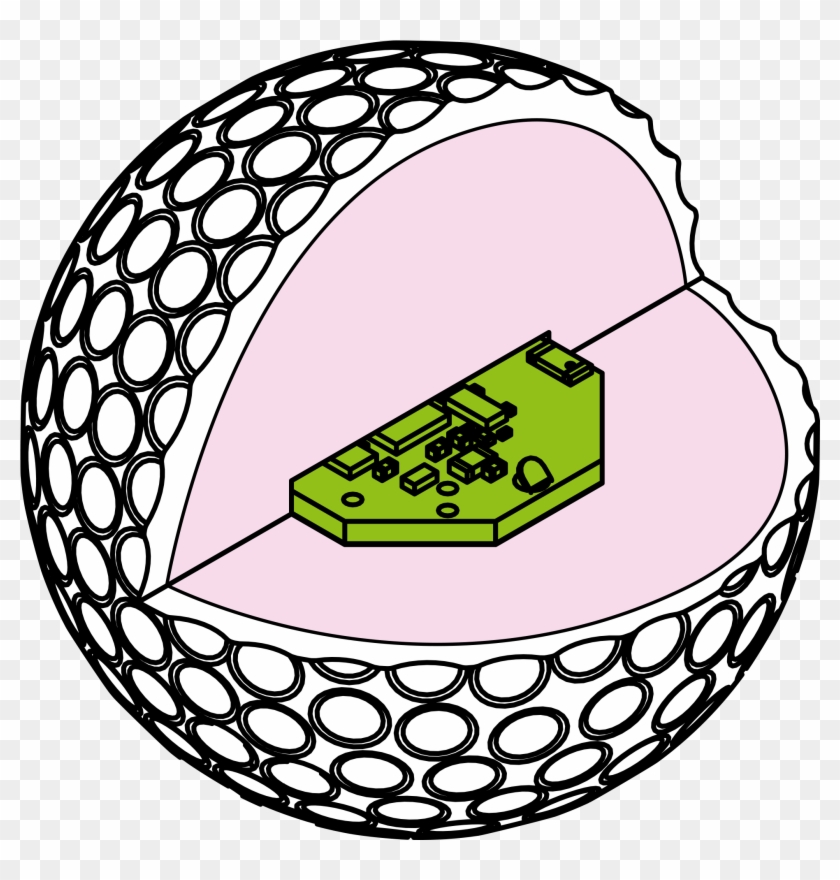 The Neverlost Golf Ball Looks, Weighs, And Behaves - Never Lost Golf Ball #195286
