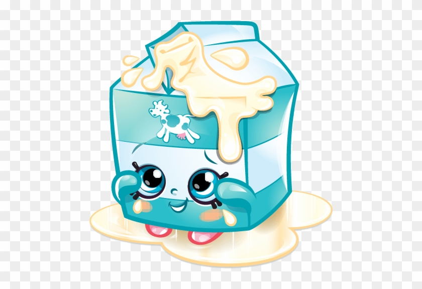 Shopkins - Official Site - Spilt Milk The Shopkin #195284