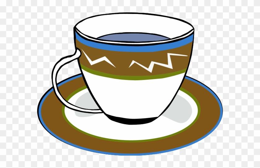 Tea Cup Clipart - Tea Cup Clip Art #195330