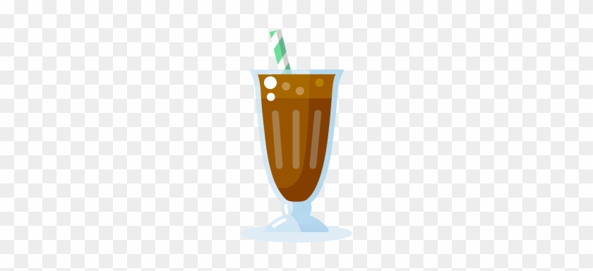 As A Milkshake - Milk Shake Cartoon Png #195351