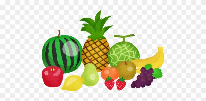 Fruits - Fruit #195350