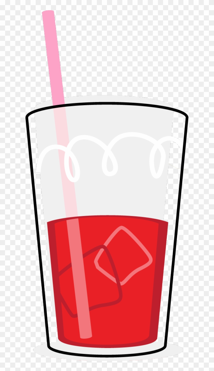 Glass Of Kool Clipart - Glass Of Kool Aid Transparent #195379