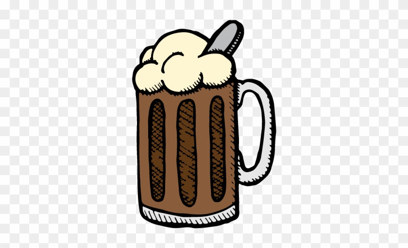 Root Beer Float Stout - Root Beer Float Clip Art #195392