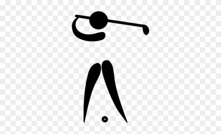 Revitalization Of Golf At The Summer Olympic - Golf Pictogram #195395