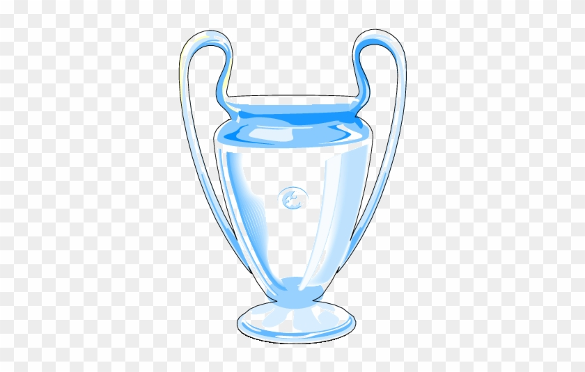 Report - Champions League Cup Cartoon - Free Transparent PNG Clipart
