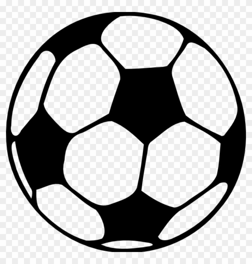 Football Images Clip Art Football Clip Art Free Printable - Football Black And White #195519