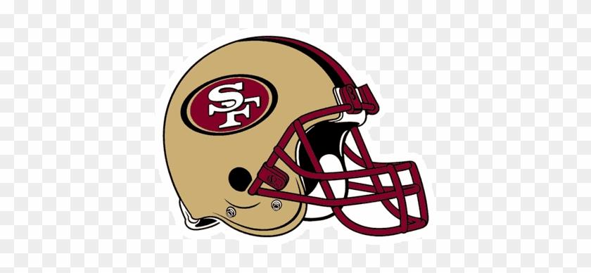 Football Clipart 49er - New York Jets Helmet Logo #195524