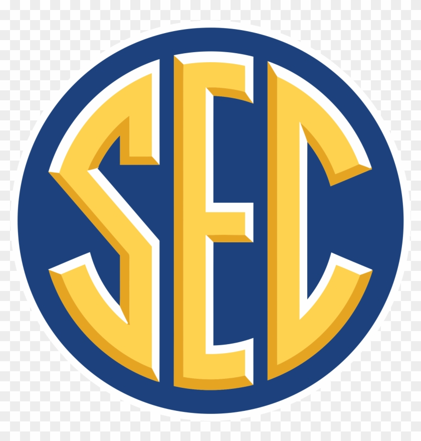 Sec Football Clipart - Southeastern Conference #195525